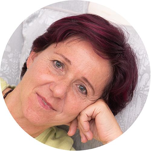 Renate Porträt 1 - Lomi von Frau zu Frau